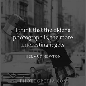 Helmut Newton Quotes Graphic 2