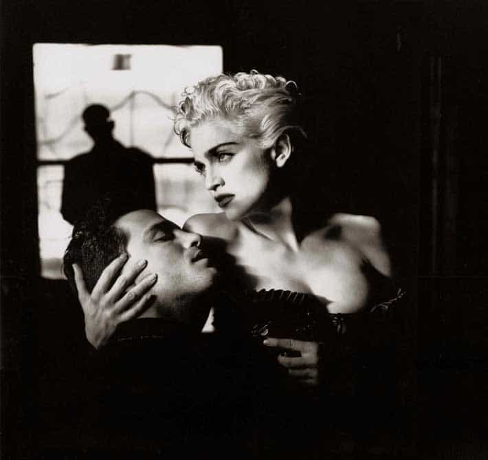 Madonna by Helmut