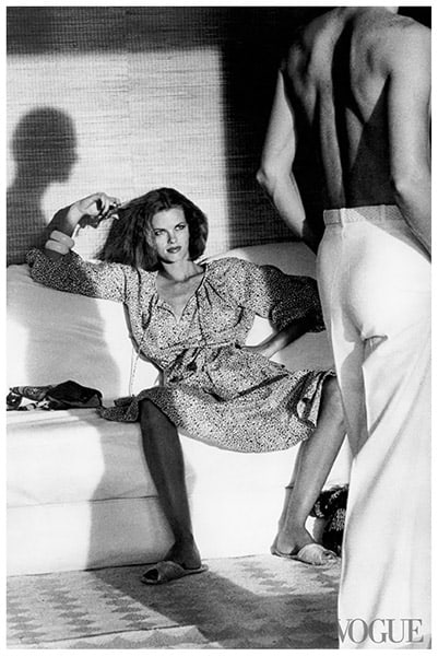 Lisa Taylor, Helmut Newton