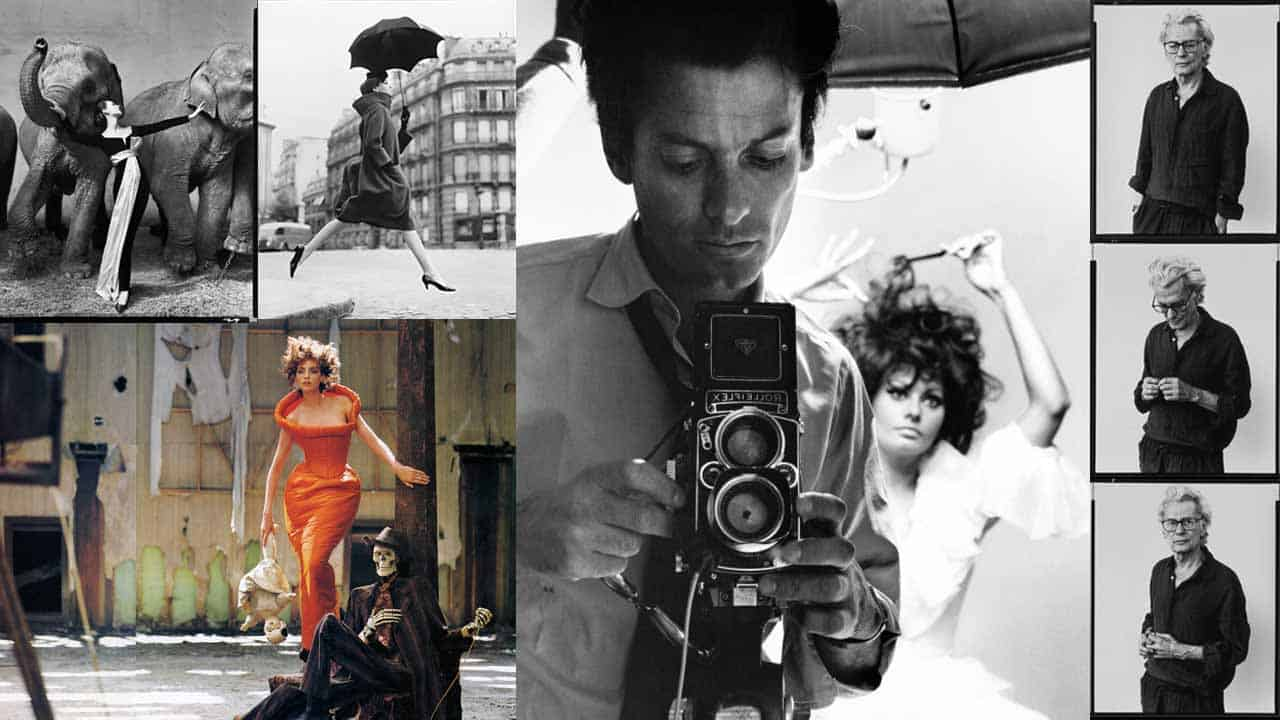 Richard Avedon Profile