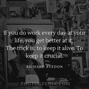 Richard Avedon Quotes 1