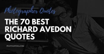 richard avedon quotes