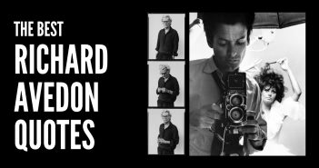 Richard Avedon Quotes Feature