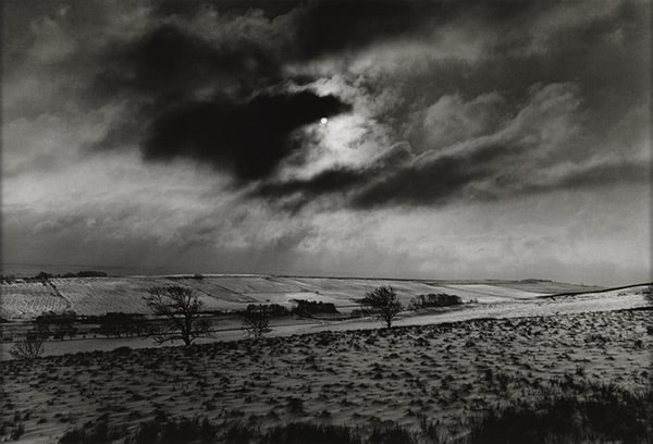 Hadrians Wall, Don McCullin, 2009