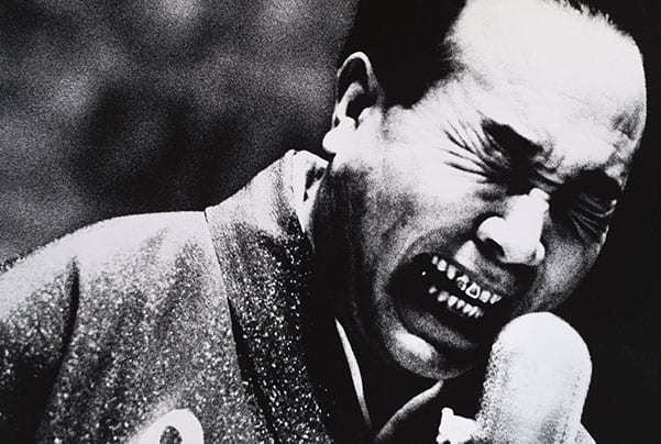 Entertainer, 1967 by Daido Moriyama