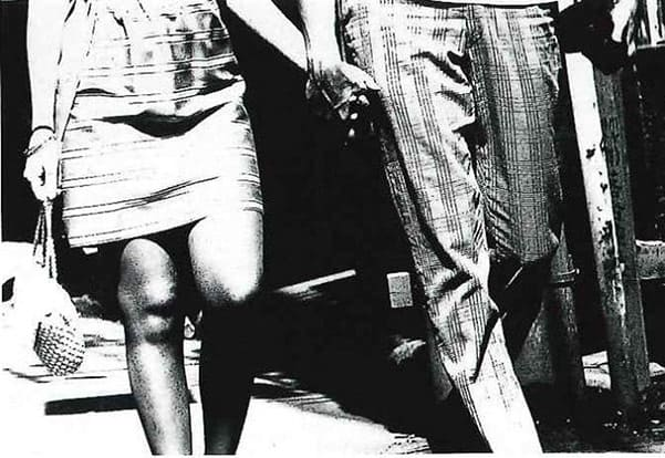 On the Road, 1969 by Daido Moriyama