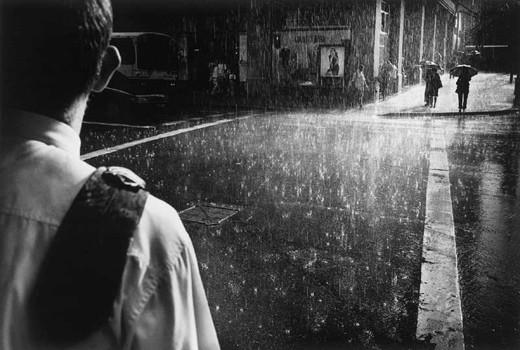 Dream Life, Rain, Trent Parke