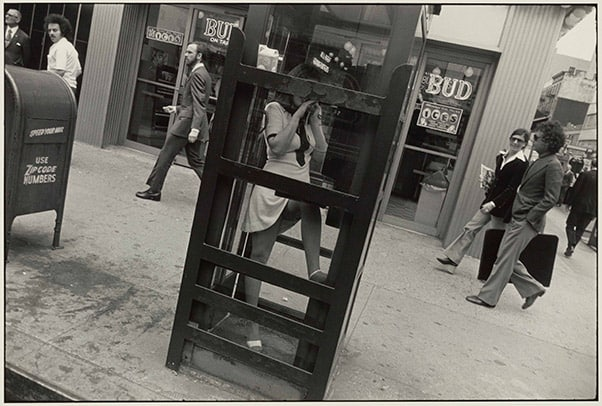 Garry Winogrand Phone