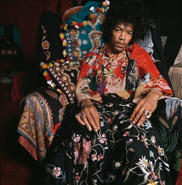 Terence Donovan - Jimmy Hendrix