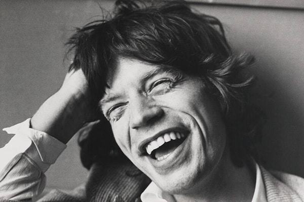 Mick Jagger, Jane Bown