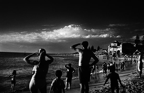 Minutes to Midnight, Beach