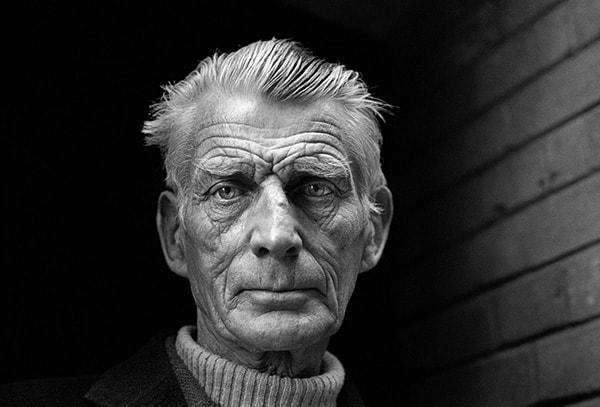 Samuel Beckett, Jane Bown, 1976