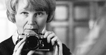 Jane Bown Biography Portrait