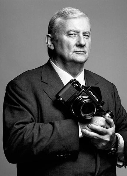 Terence Donovan, Self-Portrait