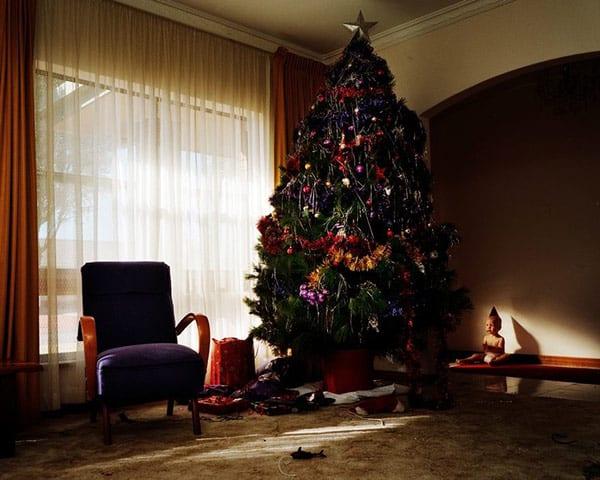 The Christmas Tree Bucket