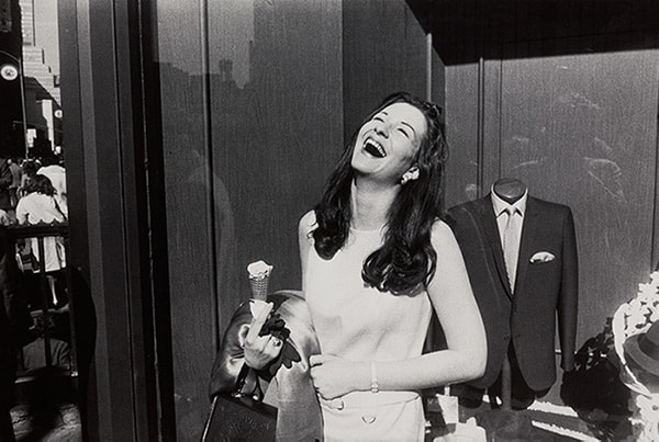 Garry Winogrand, New York City, 1968