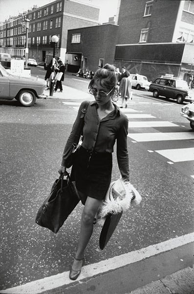 Winogrand, London, 1967