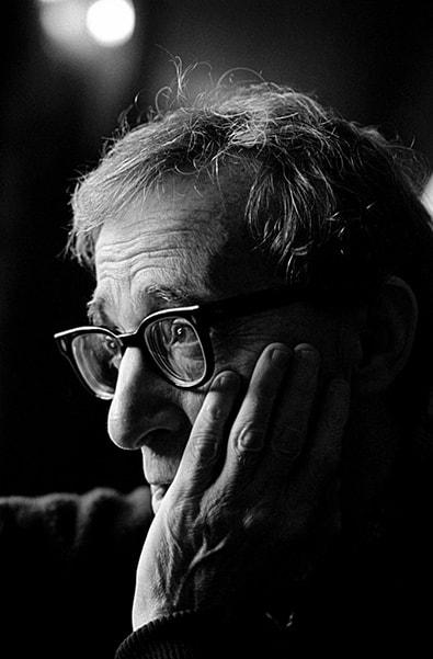 Woody Allen, Jane Bown