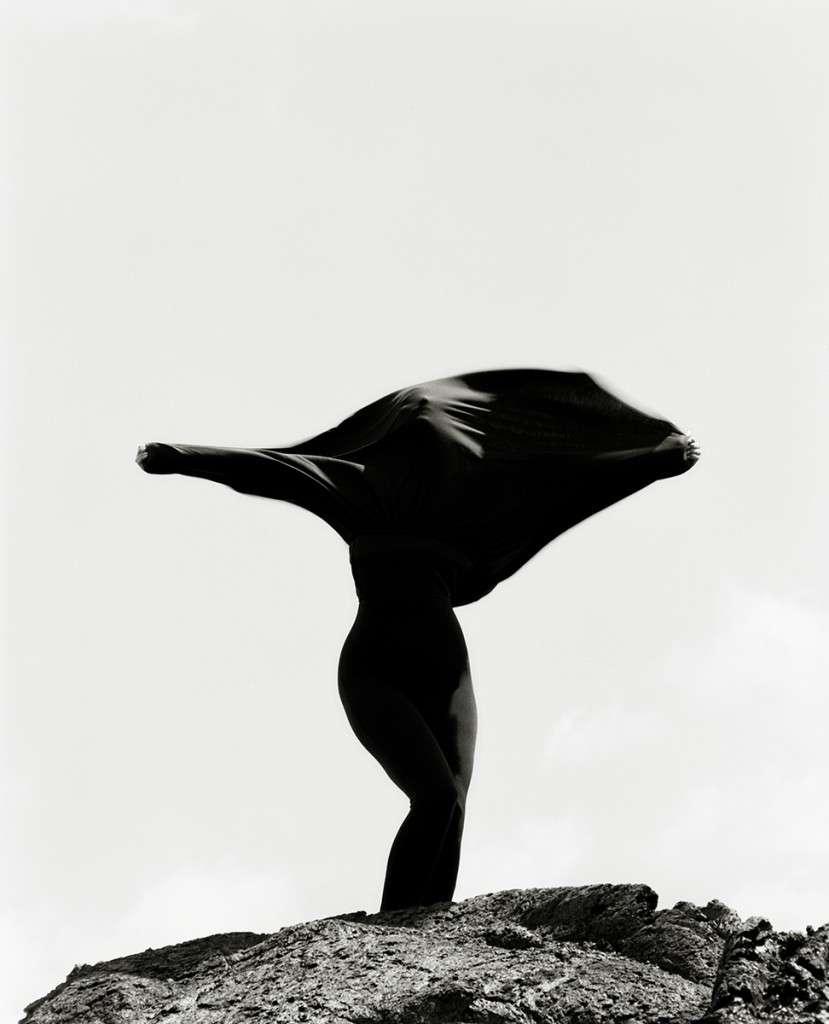 Andie MacDowell, Herb Ritts 1984