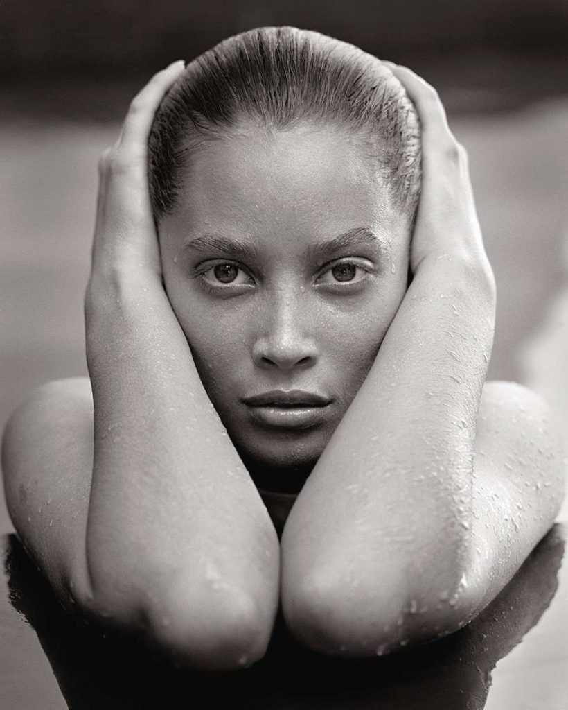 Christy Turlington, Herb Ritts