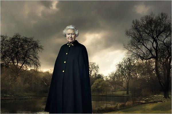 The Queen by Annie Leibovitz