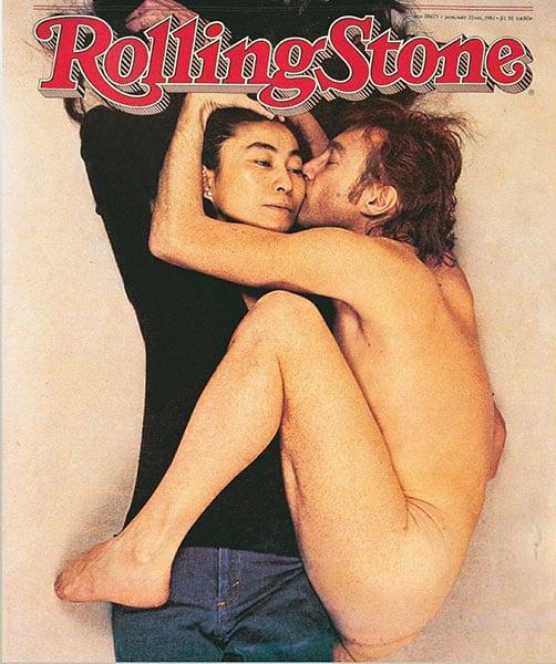 Annie Leibovitz John Lennon
