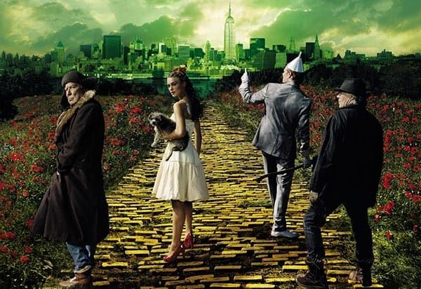 Annie Leibovitz Disney Oz