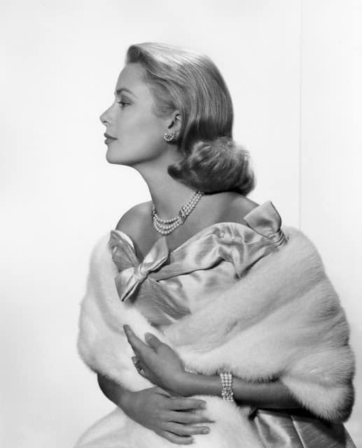 Yousuf Karsh Grace Kelly