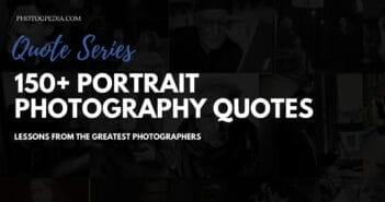 Portrait Photography Quotes