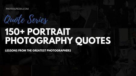 Portrait Photography Quotes