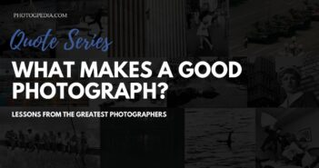 Good Photograph Quotes