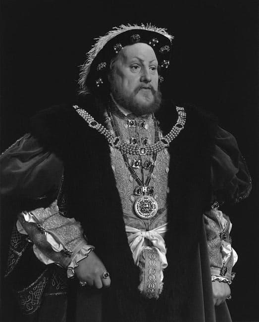 Hiroshi Sugimoto, Henry VIII