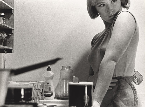 Cindy Sherman, Untitled Film Still #3. 1977
