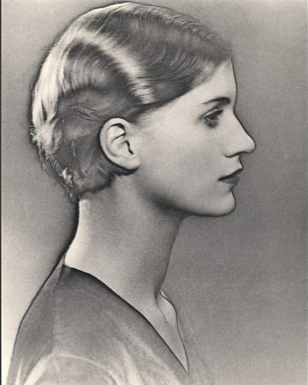 Solarised Portrait of Lee Miller, c.1929