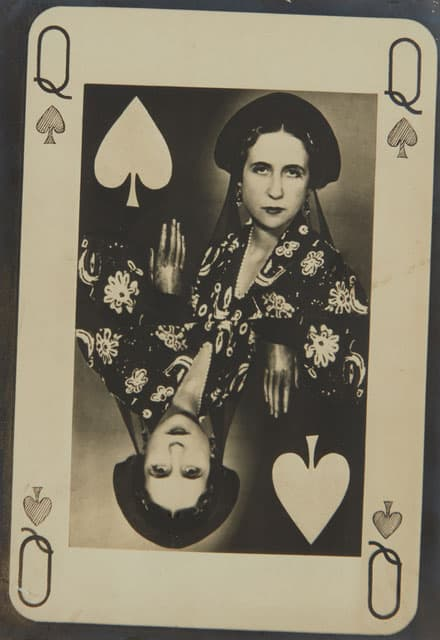 Man Ray, Lise Deharme
