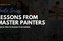 Quotes from Painters