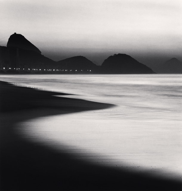 Copacabana, Michael Kenna
