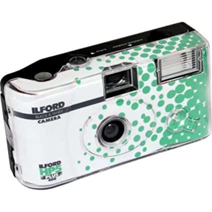 Ilford Disposable Camera