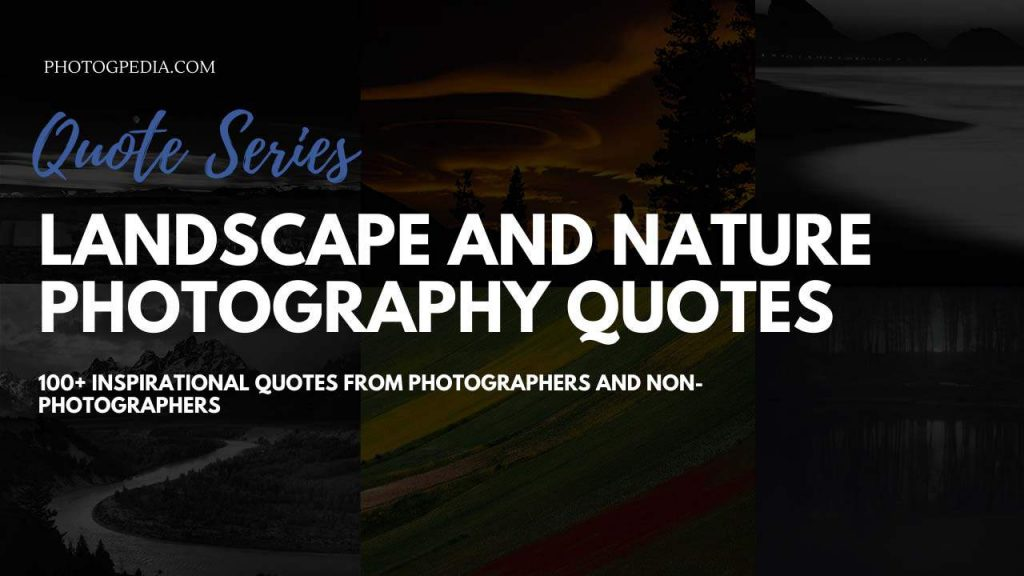 landscape quotes