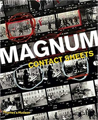 Magnum Contact Sheets Book