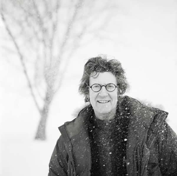 Michael Kenna Portrait