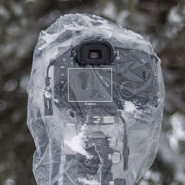 op-tech rain sleeves