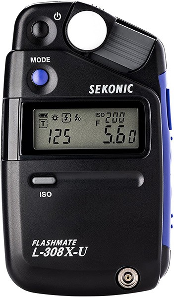 Sekonic Lightmater, Photography