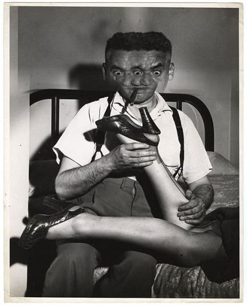 Weegee, Talent Scout
