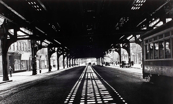 Weegee, Third Avenue