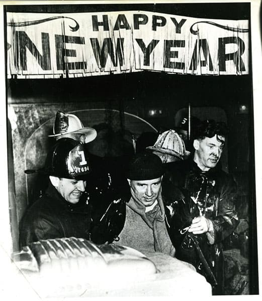 Weegee, Happy New Year