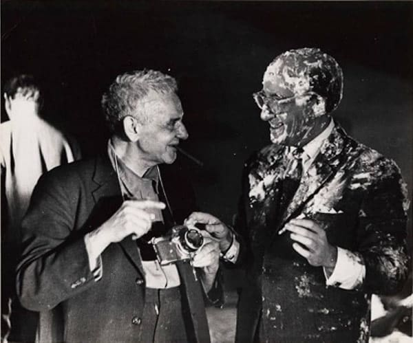 Weegee, Peter Sellars