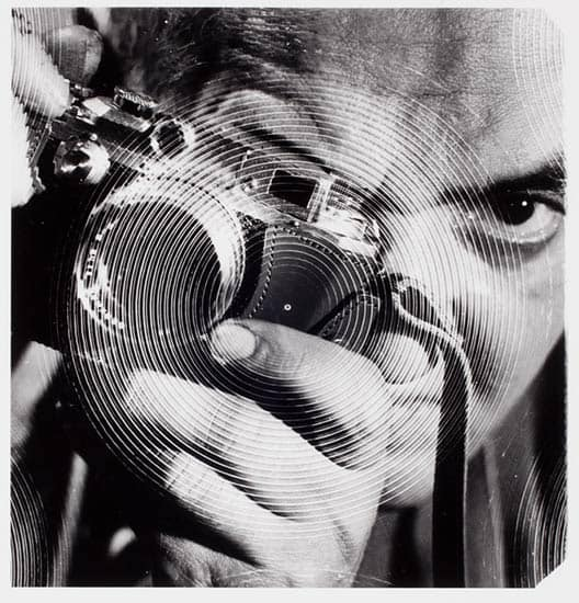 Self-Portrait, Leica