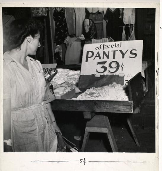 Special, Pantys 39¢