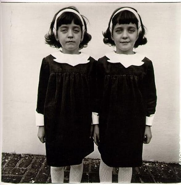 Diane Arbus, Twins